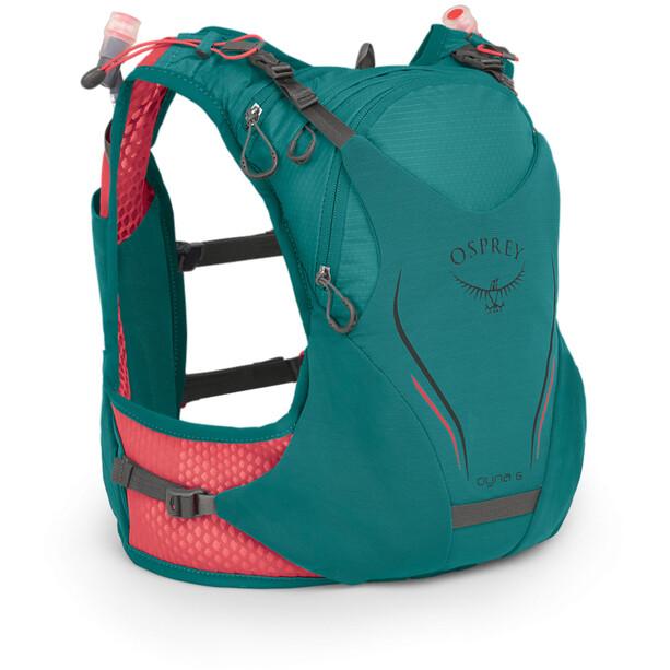Osprey Dyna 6 Hydration Vest Women reef teal