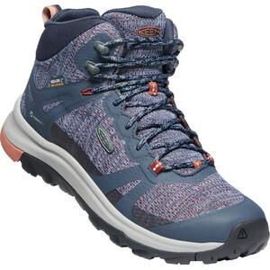 Keen Terradora II Mid WP Shoes Women blå blå