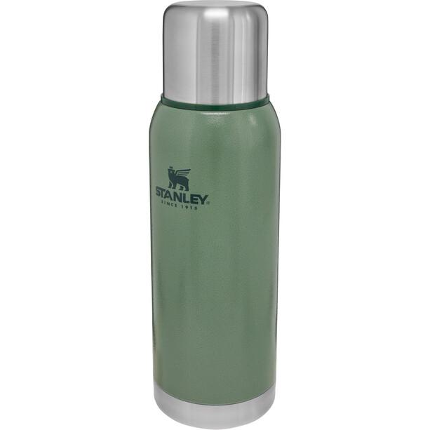 Stanley Adventure Vakuum Flasche 1l grün