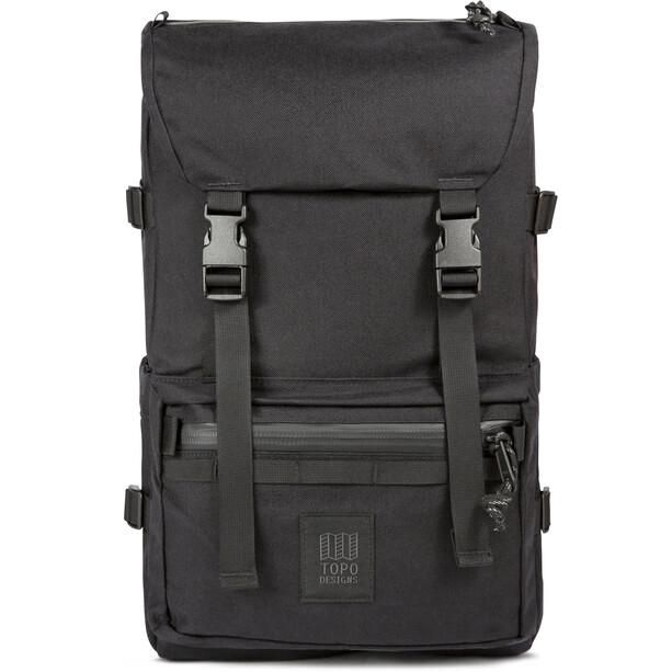 Topo Designs Rover Tech Rucksack black/black