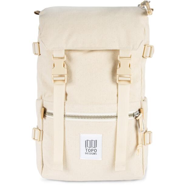 Topo Designs Rover Sac, blanc