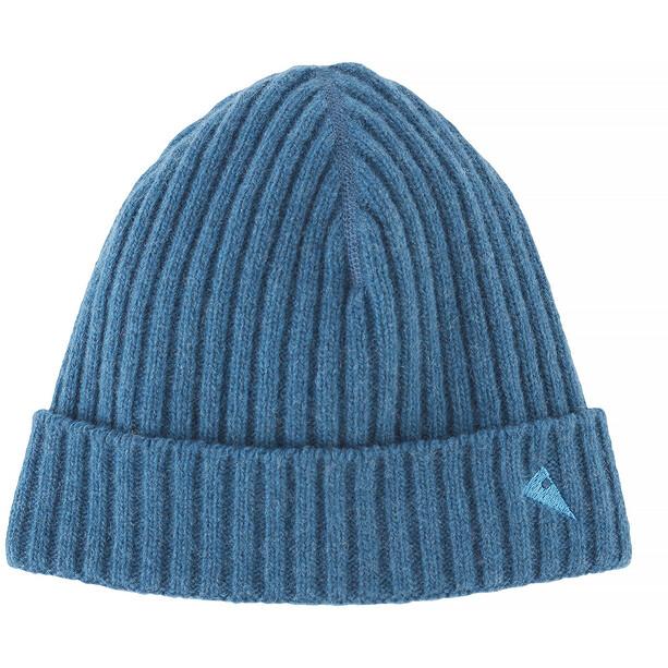 Klättermusen Barre Gerippte Mütze blue sapphire