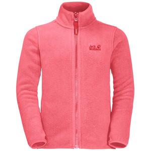 Jack Wolfskin Baksmalla Jacke Kinder coral pink coral pink