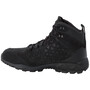 Jack Wolfskin Cascade Hike LT Texapore Mid-Cut Schuhe Herren schwarz/grau