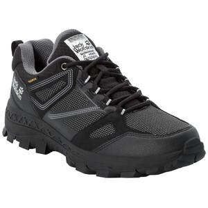 Jack Wolfskin Downhill Texapore Low-Cut Schuhe Damen schwarz/grau schwarz/grau