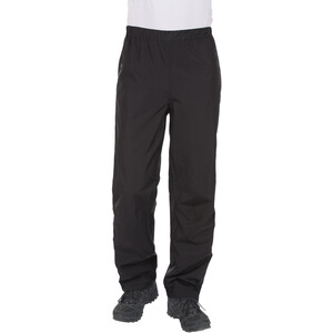 VAUDE Fluid II Full-Zip Pants Herr black black