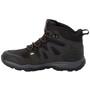 Jack Wolfskin MTN Attack 3 Texapore Mid-Cut Schuhe Kinder schwarz