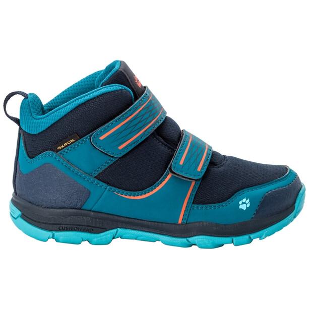 Jack Wolfskin MTN Attack 3 Texapore VC Mid-Cut Schuhe Kinder blau