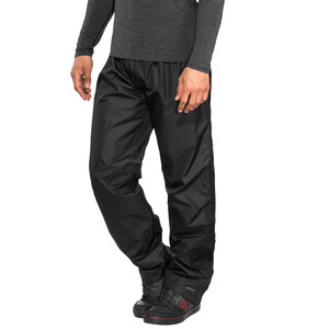 VAUDE Fluid II Pants Men black black