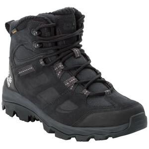 Jack Wolfskin Vojo 3 WT Texapore Mid-Cut Schuhe Damen schwarz schwarz