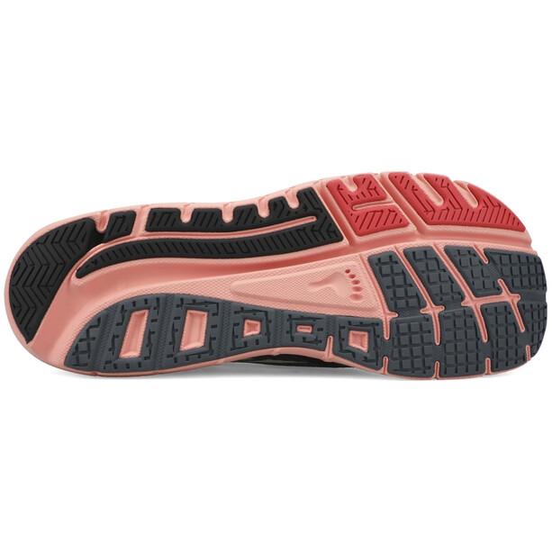Altra Provision 4 Laufschuhe Damen black/coral/pink