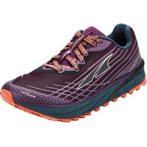 Altra Timp 2 Trail Running Schuhe Damen lila/orange lila/orange