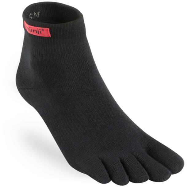 Injinji Sport Original Weight Mini-Crew CoolMax Socken black