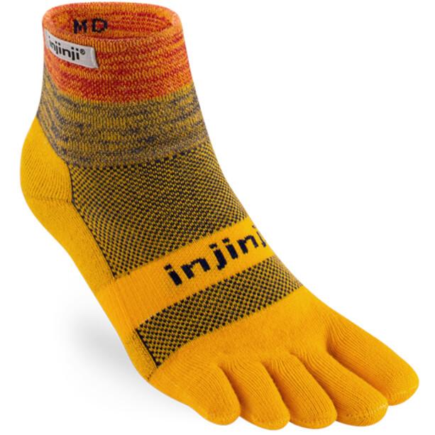 Injinji Trail Mini-Crew Xtralife Midweight Socks marigold