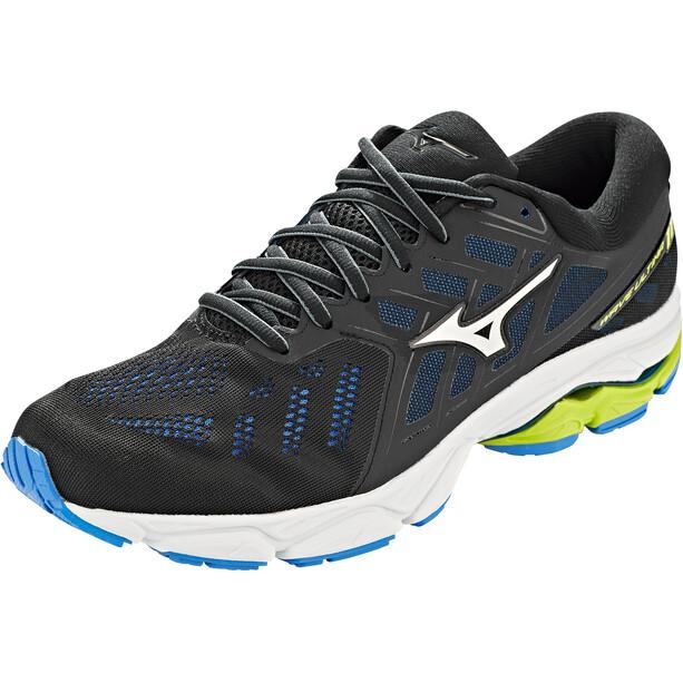 Mizuno Wave Ultima 11 Schuhe Herren black/white/diva blue
