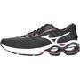 Mizuno Wave Creation 21 Schuhe Damen black/phantom/pink glo