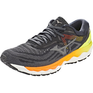 Mizuno Wave Sky 4 Schuhe Herren phantom/crock/safety yellow phantom/crock/safety yellow