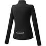 Mizuno Warmalite Half-Zip Langarmshirt Damen black
