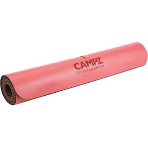CAMPZ PU Position Line Tapis de yoga L, rouge rouge