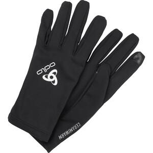 Odlo Ceramiwarm Light Handschuhe black black