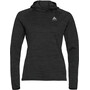 Odlo Millenium Element Hoodie Damen black melange
