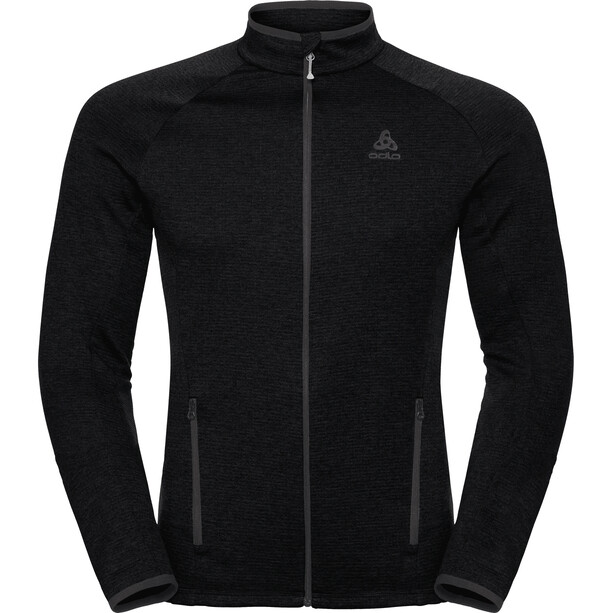Odlo Proita Full Zip Midlayer Herren black
