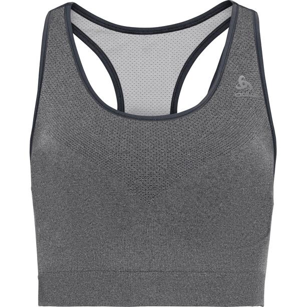 Odlo Seamless Medium Ceramicool Sport BH Damen odlo silver grey melange
