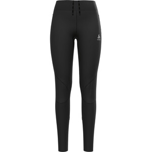Odlo Zeroweight Warm Tights Herren black black
