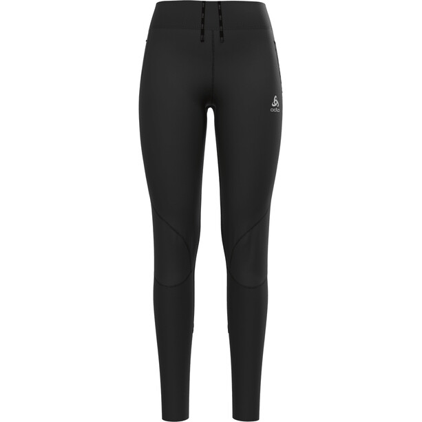 Odlo Zeroweight Warm Tights Herren black