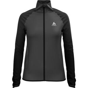 Odlo Zeroweight Warm Hybrid Jacke Damen black black