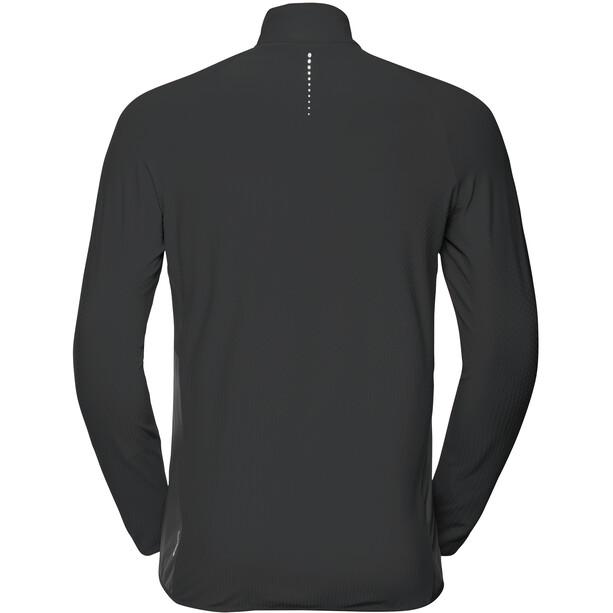 Odlo Zeroweight Warm Hybrid Jacke Herren black