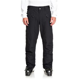 Quiksilver Boundry Snowboard Pants Men, musta musta