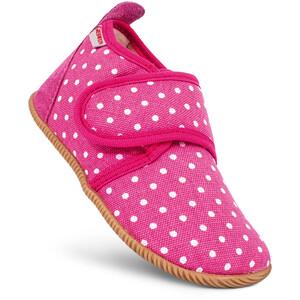 Giesswein Stans Slipper Slim Fit Kinder pink/weiß pink/weiß