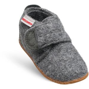 Giesswein Oberstaufen Chaussons Enfant, gris gris