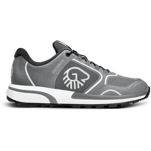 Giesswein Wool Cross X Chaussures Homme, gris/blanc gris/blanc