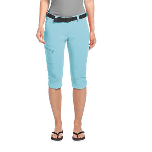 Maier Sports Inara Slim 3/4 Hose Damen blue topaz blue topaz