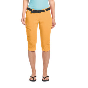 Maier Sports Inara Slim 3/4 Hose Damen blazing orange blazing orange