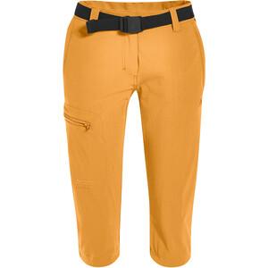 Maier Sports Inara Slim 3/4 Hose Damen orange orange