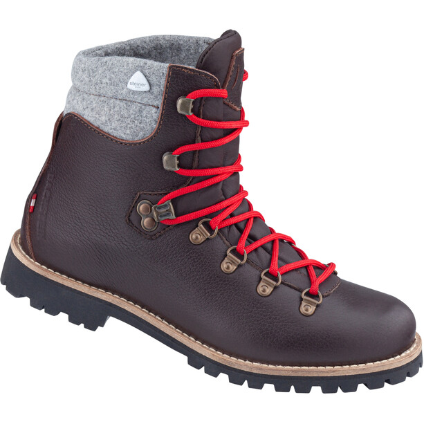 Dachstein Gebirgsjägerin Schuhe Damen dark brown