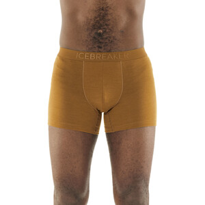 Icebreaker Anatomica Cool-Lite Boxershorts Herren curry curry
