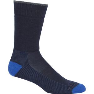 Icebreaker Hike Medium Crew-Cut Socken Herren blau blau