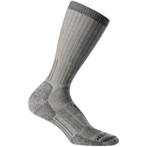 Icebreaker Mountaineer Mid-Calf Socks Men, harmaa harmaa