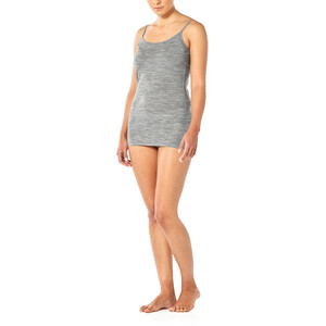 Icebreaker Siren Cami Top Damen metro heather metro heather