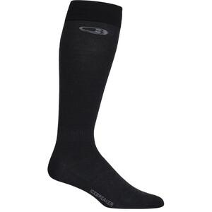Icebreaker Snow Liner OTC Ski Socks Men black black