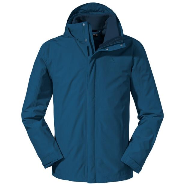 Schöffel Turin1 3in1 Jacke Herren blau