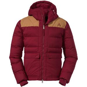 Schöffel Boston Isolierende Jacke Herren rot/beige rot/beige