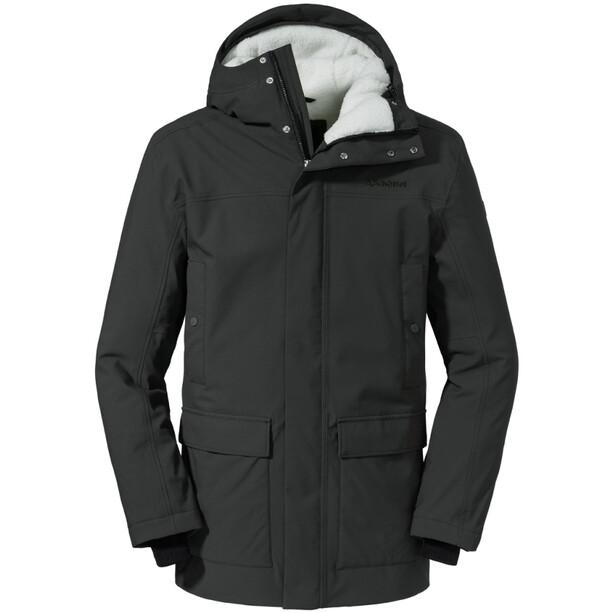 Schöffel Rotterdam Isolierende Jacke Herren grau