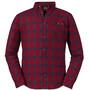 Schöffel Gateshead Langarmhemd Herren rot/blau
