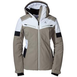 Schöffel Paznaun Skijacke Damen grau/weiß grau/weiß