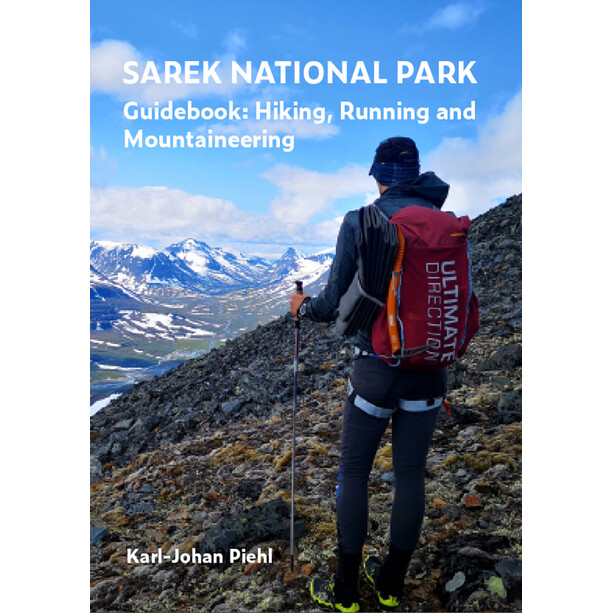 Piehl B Sarek National Park Guidebook Hiking, Running and Mountaineering